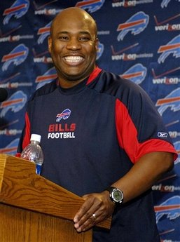 Bills Jauron Fired Football