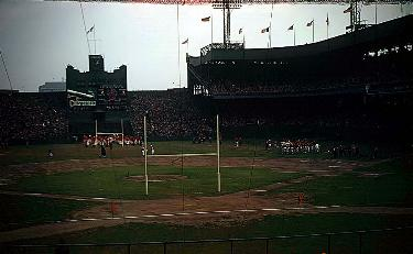 Polo Grounds Home of the Giants 1925-1955