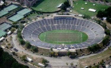 Yale Bowl Home Of The Giants 1973-74
