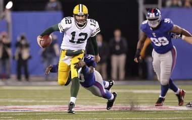 Packers vs Giants in Week 12 Will Stay on Sunday Night Football