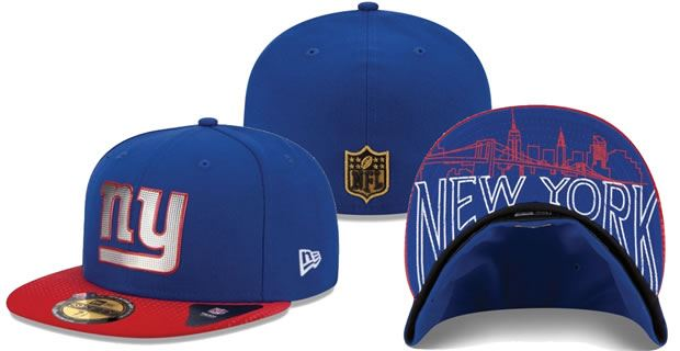 Check Out What The Giants 2015 Draft Hats Look Like - Giants Gab 8a6ab4d7a4f