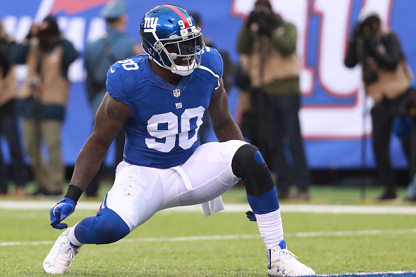 Giants DE Jason Pierre-Paul Could Wind Up Being Franchised