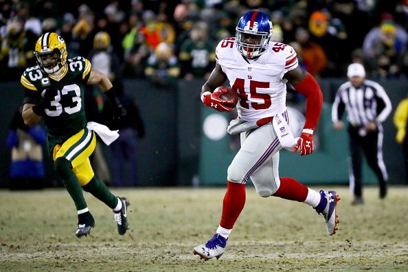 Giants Re-Sign Tight End Will Tye